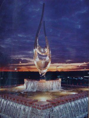 arco sculpture